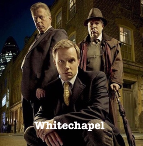 Whitechapel Netflix