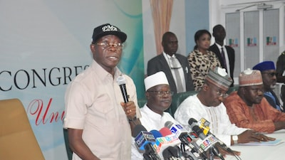 apc crisis in Edo, breaking news Nigeria, Edo state governorship election update, SD news blog,