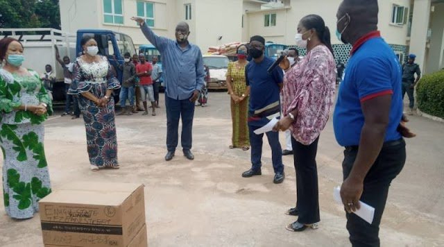 COVID-19: Interswitch Group Pays Health Workers Allowance, Donates Medical Equipment, Test Kits to States~NEWSEXTRA