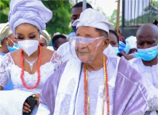 How Alaafin Of Oyo Allegedly Married Another Man's Wife/Divorcee