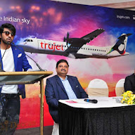 Ram Charan Trujet Airways Press Meet