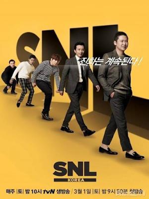 Phim Hài Bựa Korea - Snl Korea (2015)