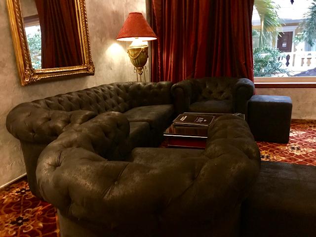 ABC Hotel Angeles City sofa set
