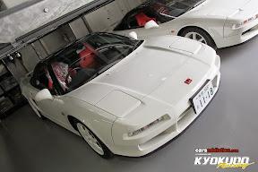 White NSX
