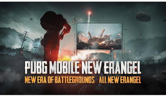 PUBG Mobile Newera Versi 1.0 Pembaruan tersebut membawa perubahan besar pada game, termasuk peta New Erangel, Musim Royale Pass baru yang akan segera hadir, perubahan pada Cheer Park dan Training Ground, serta peningkatan Livik.