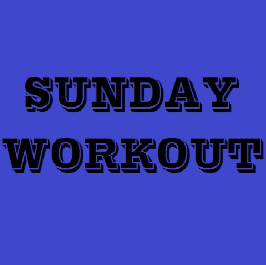 1000  ideas about Sunday Workout on Pinterest | Saturday Workout ...