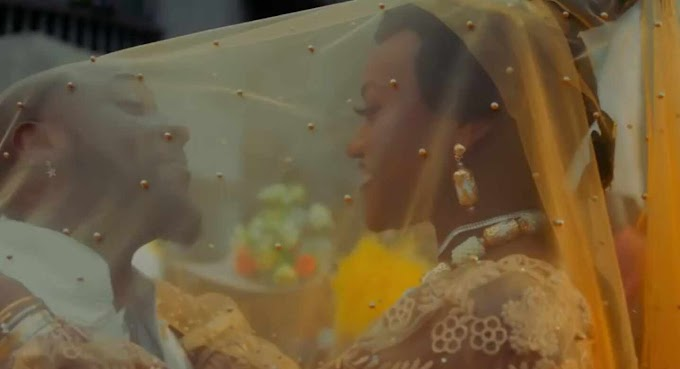 1 milli: Davido marries Chioma in a new music video ( watch)