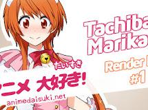 Anime Render Pack 1: Tashibana Marika