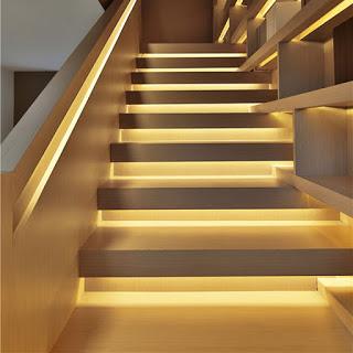 Thiết kế Mạch đèn cầu thang led thông minh