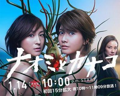 [ドラマ] ナオミとカナコ (2016)