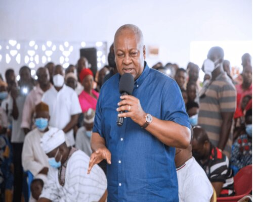 """""""I won't retract my 'Do or Die' comment"""" – Mahama insists"""