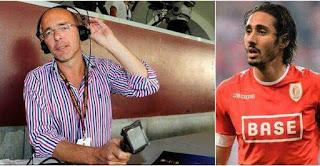 Football: Belfodil victime d'attaque raciste en direct à la TV Belge.