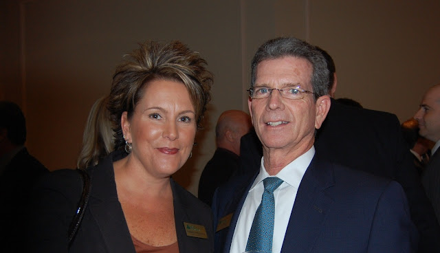 Kim Presanzano and Tom Pitser, JA Board Members