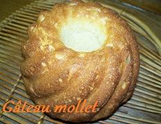 recette du gateau mollet des Ardennes