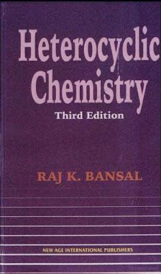 Heterocyclic Chemistry 3rd Edition pdf free download