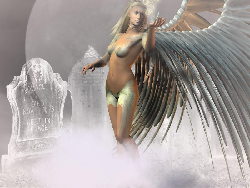 Fantasy Angel In The Funeral, Angels 1