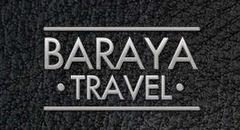 logo baraya travel bandung jakarta