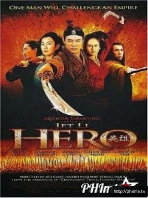 Phim Anh Hùng - Hero (2002)