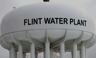 Flint pays twice the national average for poisoned drinking water