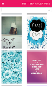 Best Teen Wallpapers - náhled