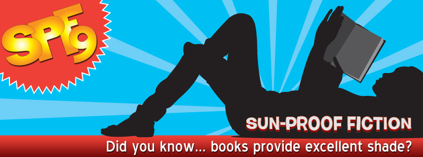 Check out HarperTeen's Sun-Proof Fiction!