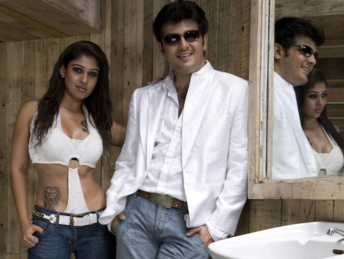 Nayantara hot in Aegan with Ajith-Jaw dropping Images