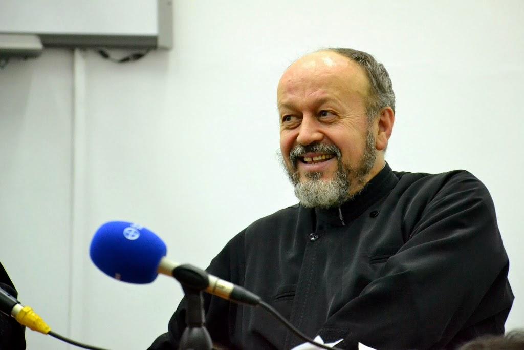 Pr. Constantin Necula despre tineri, FTOUB 150