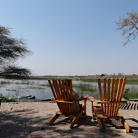 Our adventure starts at Island Safari lodge in Maun