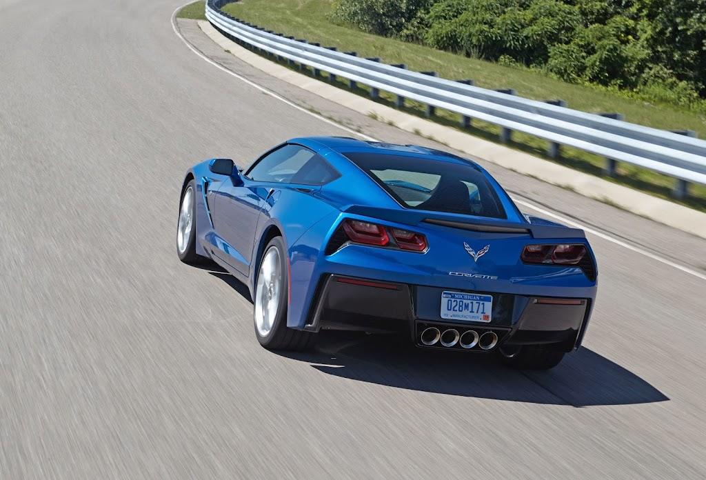 2014 Chevrolet Corvette Stingray 090