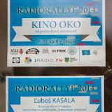 Rádiorallye 2014 KINO OKO (SOBOTA)