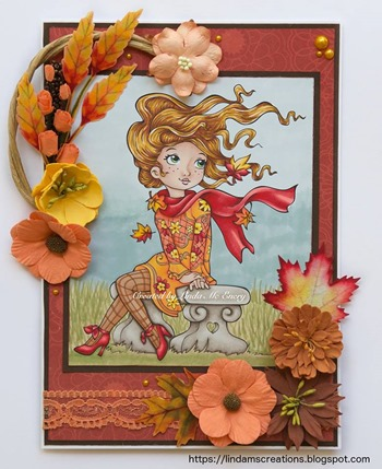 Linda - autumn or autumn colours (week 469)