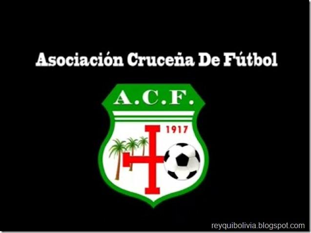 ACF (1917): Asociación Cruceña de Fútbol (Bolivia)