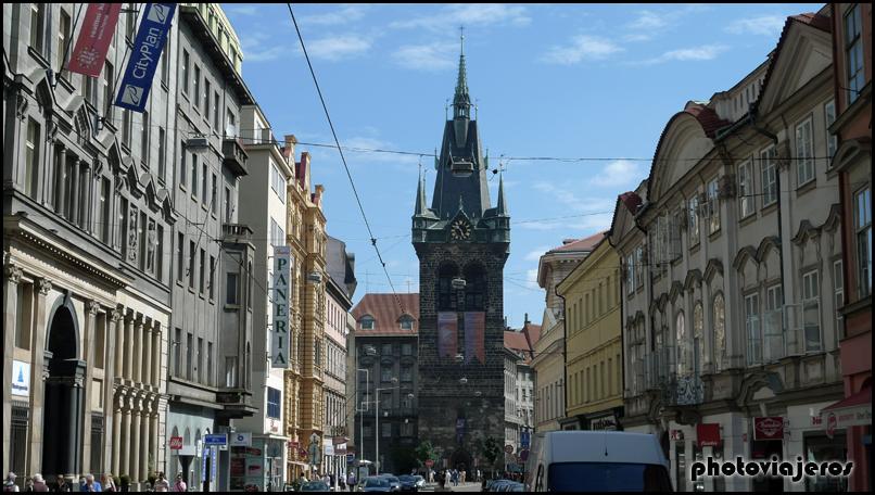 Torre Jindřišská