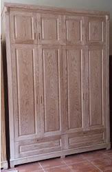 Tủ quần áo gỗ MS-195