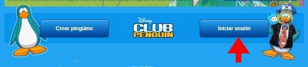 Abrir cuenta Club Penguin - 579