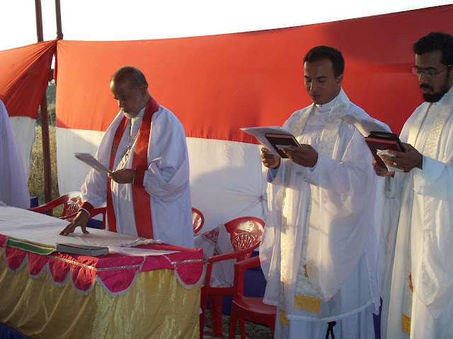 Csi Church Vasai Road Foundation stone laying - 100_2993.JPG