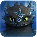 Dragon Toothless Wallpapers 3D Icon