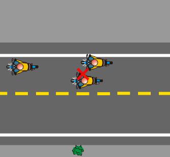 Condução em Grupo (caravana) A