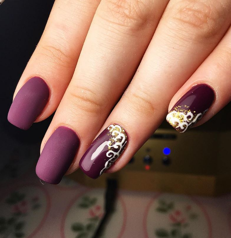 Exquisite Nail Art ideas 2018 Trends for Women - Fashionre