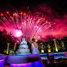 Vestuvių fotografas Alessandro Spagnolo (fotospagnolonovo). Nuotrauka 12.03.2019