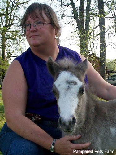 Paula with Flashi - 2011