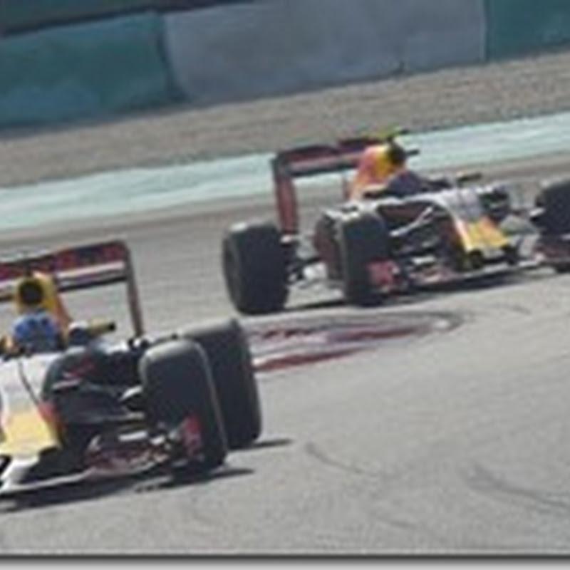 GP della Malesia: Ricciardo torna a vincere