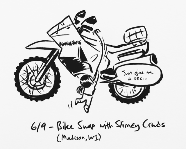 250cc Superhero June 2015