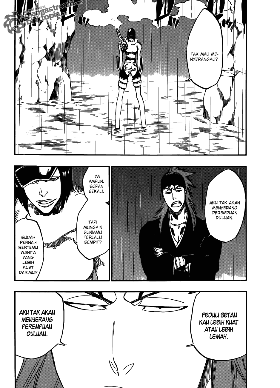 bleach Online 467 manga page 10