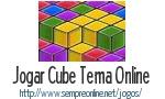 Jogo Cube Tema Online
