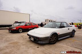 Retro Toyota