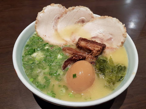 Zenbu Nose Ramen from Marutama Ramen at the Central
