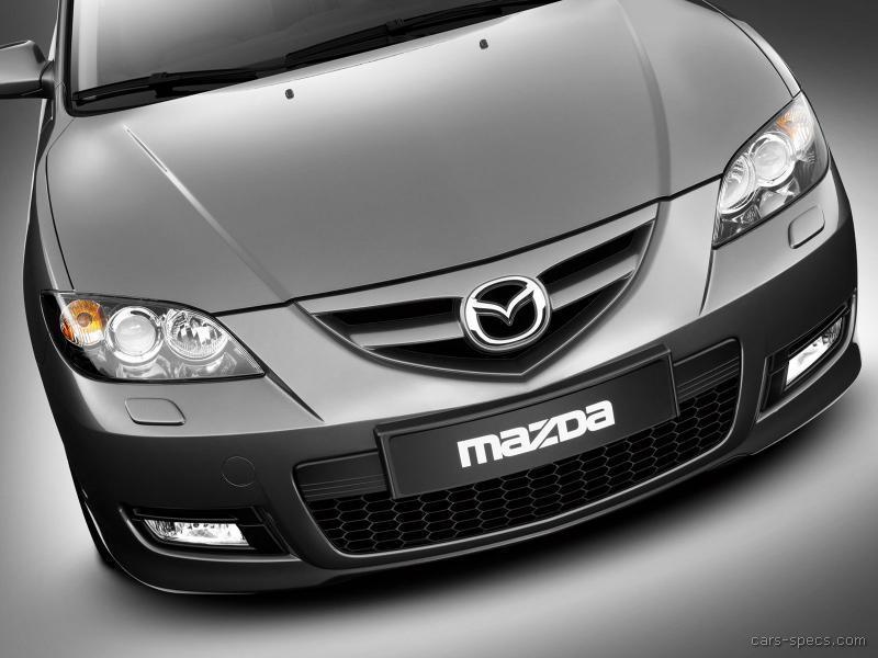 ... 2006 Mazda 3 Facelift 00018 ...