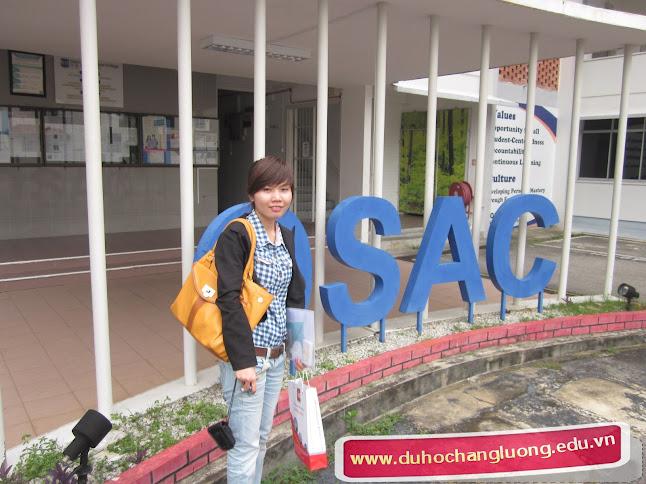Du học Singapore – Chương trình Anh văn tại trường Cao đẳng quốc tế OSAC