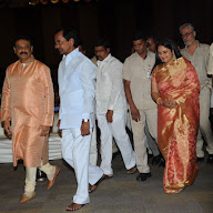 Celebrities at Sri Divya Sai Nikhilesh Wedding